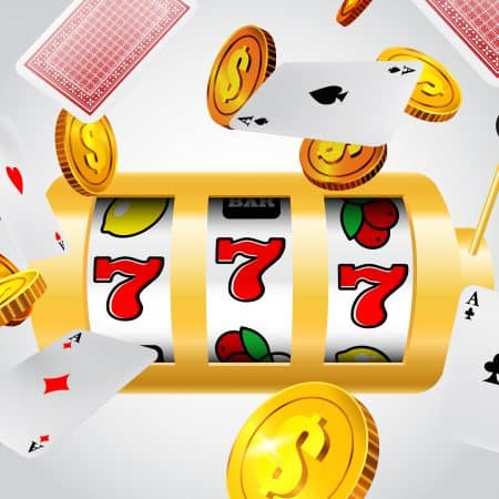 Spielautomaten im Casino online